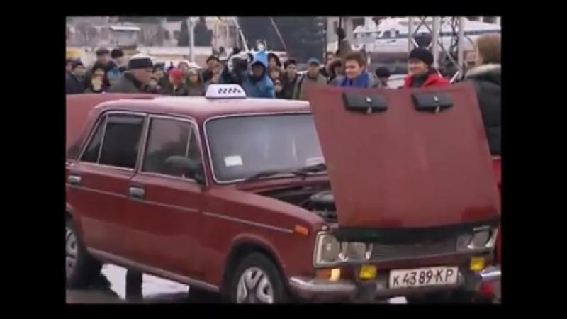 Украина чудес Братья Сафроновы сжатия машины