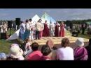Фестиваль уснувших деревень. Белая Гора. Смотрины невест- группа Рубикон