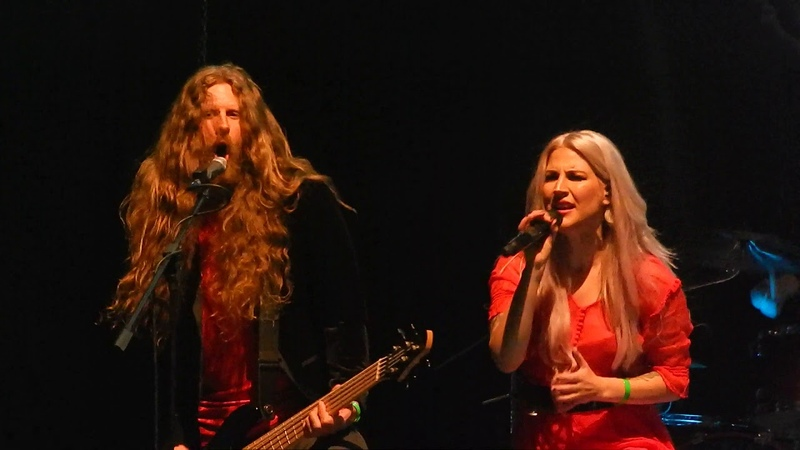 DELAIN - The Glory And The Scum (live in Santiago, Chile, 19-May-2019)