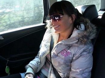 Kristyna E32 – Fake Taxi