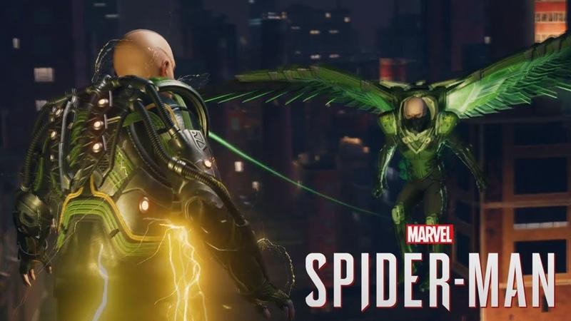 БИТВА С ЭЛЕКТРО И СТЕРВЯТНИКОМ ► Spider-Man 19