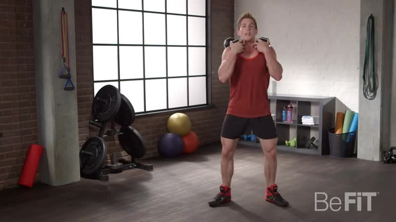 Lower Body Workout_ Glutes, Quads Hamstrings- Scott Herman