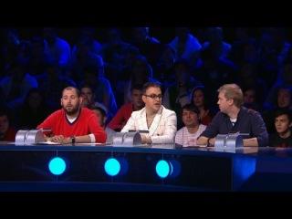 Comedy Баттл - Импровизация участников (2 тур, сезон 1, выпуск 28, эфир 29.11.2013)