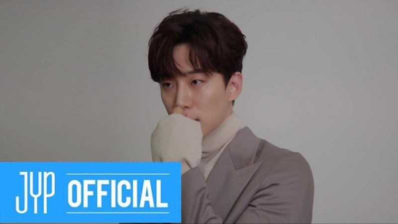 On Air 2PM 온에어 2PM 단짠단짠 이준호의 화보 촬영 비하인드