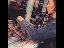 Nina Kraviz fast Detroit style techno on modular gear