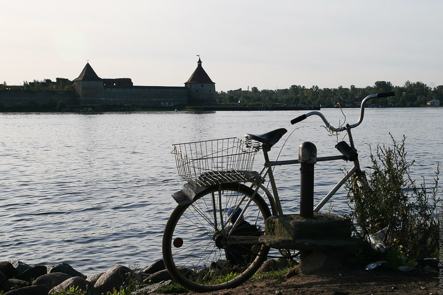 Крепость Орешек Нотебург Шлиссельбург Петрокрепость
