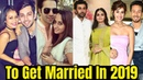 12 Bollywood Couples To Get Married In 2019