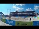 Beach volley Russia Kazan 2018 M 12 Bogatov-Rakusov and Bolgov-Ermilov