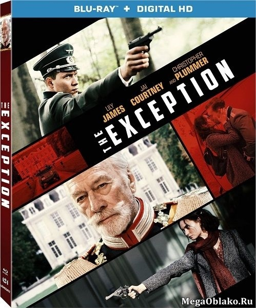 Исключение / The Exception (2016/BDRip/HDRip)