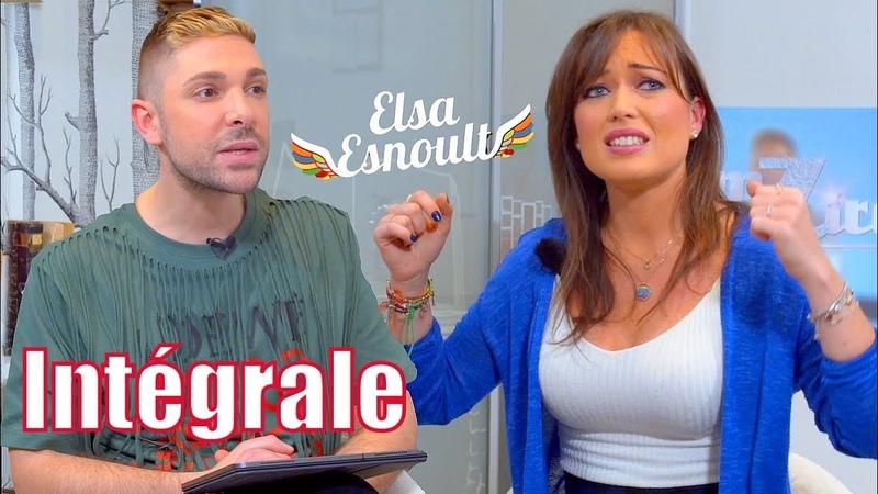 Elsa Esnoult : Émue aux larmes, elle tombe le masque et se révèle dans un touchant témoignage !