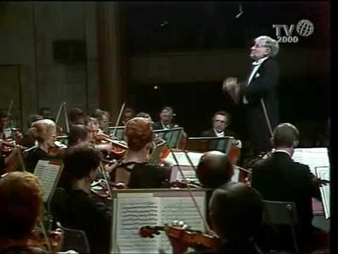 Berlioz: Symphonie Fantastique : 4th Mvt.- Leonard Bernstein