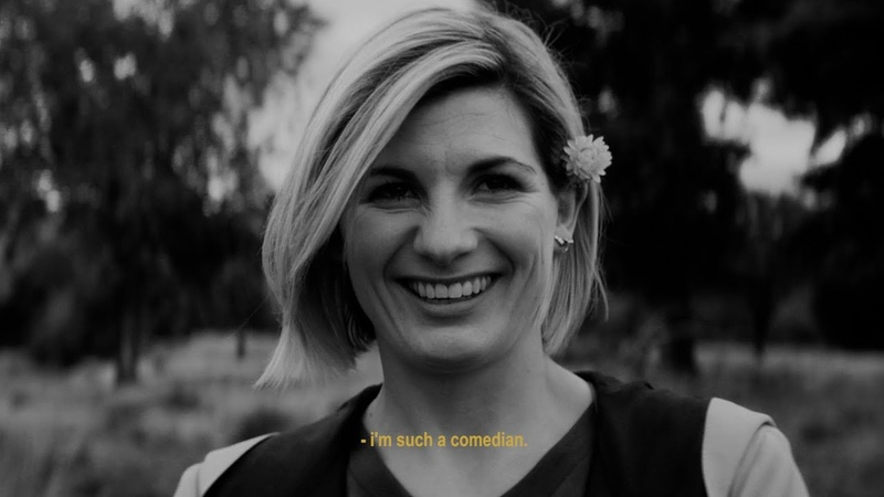 Thirteenth Doctor | I'm such a comedian.