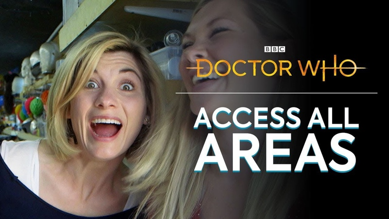 Episode 1 Access All Areas Doctor Who