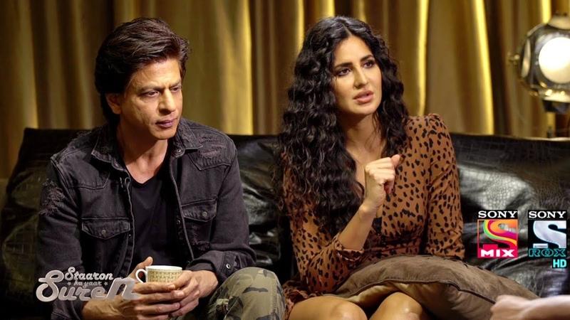 'Zero' The Movie - Suren meets Shahrukh Khan and Katrina Kaif (Part 2/4)