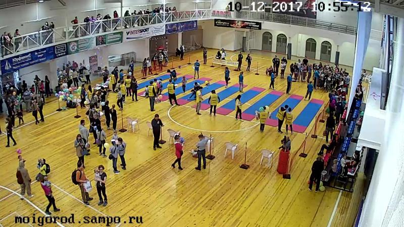 Съемка VII Марафона ползунков Маленький Чемпион 10.12.17г_2 камера