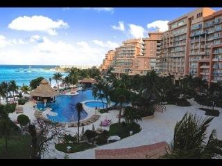 Fiesta Americana Grand Coral Beach Resort Spa Cancun Mexico - Mexican Beach Review
