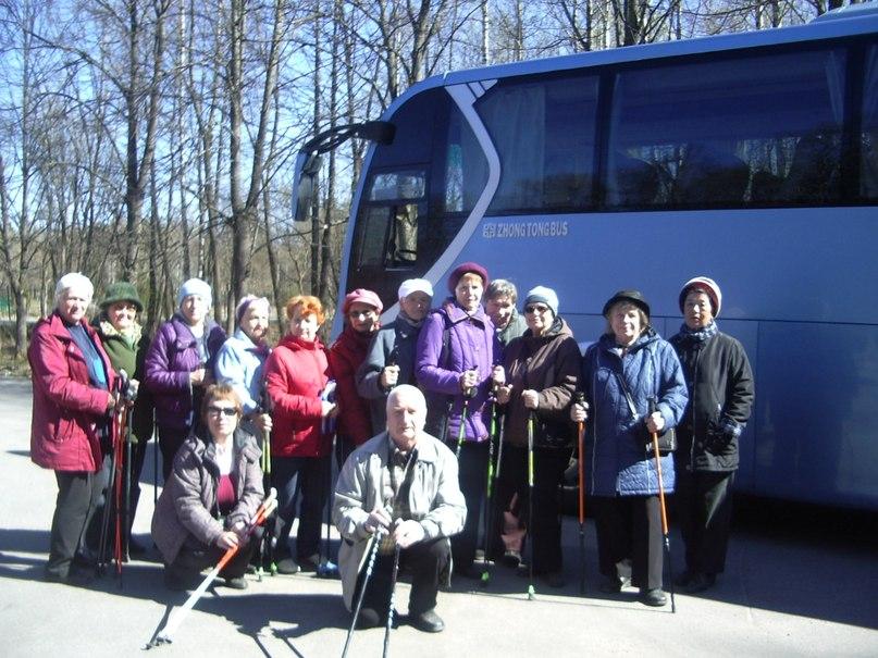 Группа «ВОЗРОЖДЕНИЕ». Выезд в город Ломоносов. 24 апреля 2014 года
