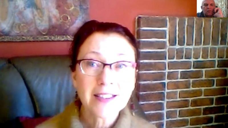 Просветительски воспитательное ополчение ПВО Ирина Мухина из Торонто о грядущих темных временах