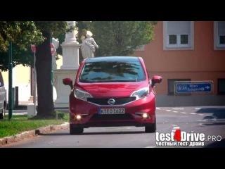 Ниссан Ноут 2 - 2014 года (Nissan Note 2 - 2014)/ Честный тест-драйв - Полный тест