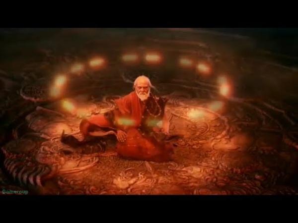 Isgard -Set Me Free || Cinematic video (Aang theme) | Meditation, magic music