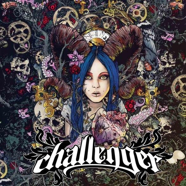 Дебютный альбом CHALLENGER
