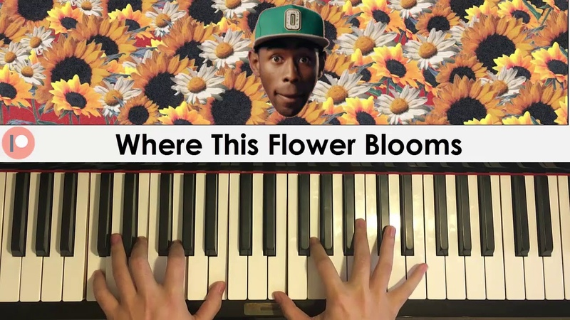 Tyler The Creator - Where This Flower Blooms (Piano Cover) | Patreon Dedication 378