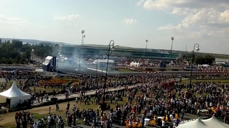 КАМАЗ-МАСТЕР на Kazan City Racing
