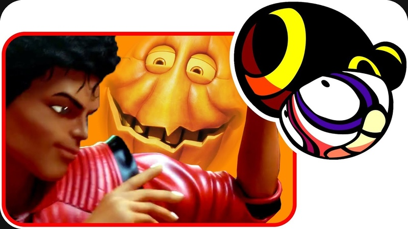 MICHAEL JACKSON's Awful CGI Halloween Cartoon (@RebelTaxi) 14 Worst