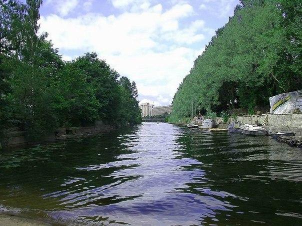 Антонина Левыкина: Шкиперский входной канал
