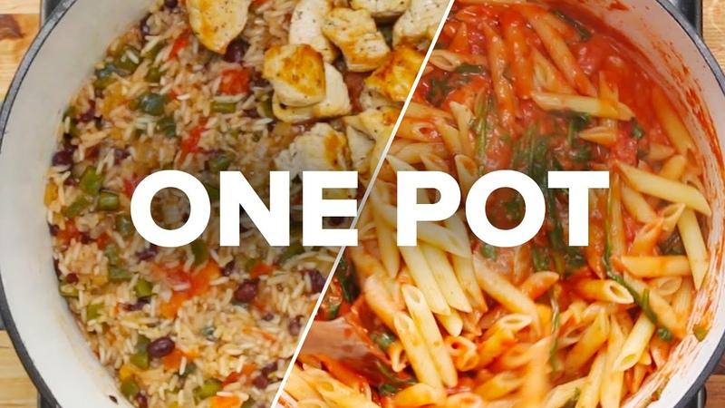 31 One-Pot Recipes