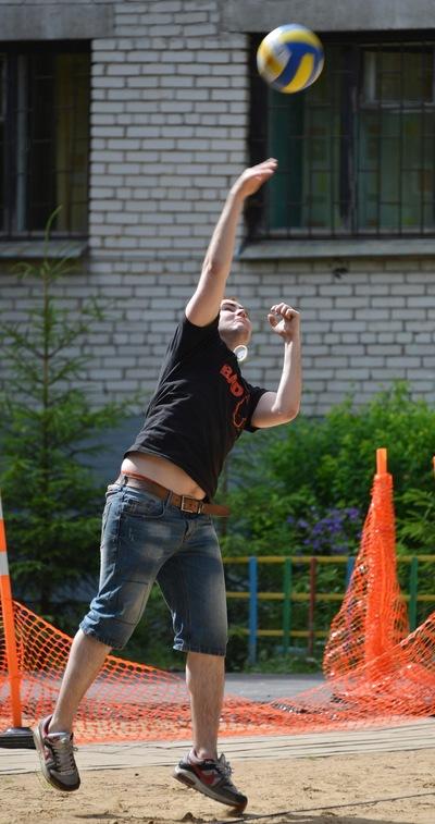 Роман Ковалев, 19 января , Санкт-Петербург, id7039883
