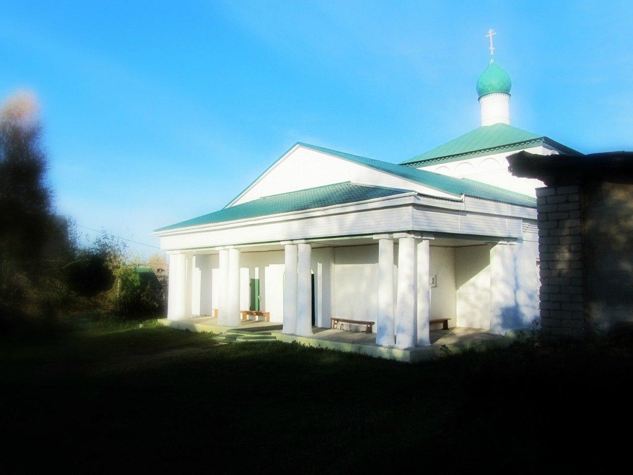 Храм Благовещения Пресвятой Богородицы (в Норском)