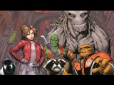 ComiXoids — Live: Стражи Галактики, Магнето, Мстители Против Людей X