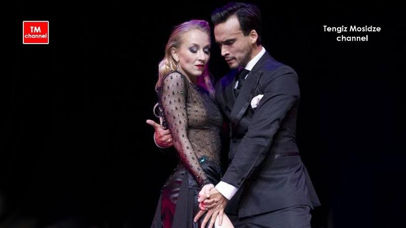 A Evaristo Carriego. Manuel Rosales Liza Rosales with ENSEMBLE HYPERION. Танго 2018.