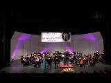 Ксения Дубровская, Юрий Башмет - Моцарт, Симфония Кончертанте К.364, Ми-бемоль мажор