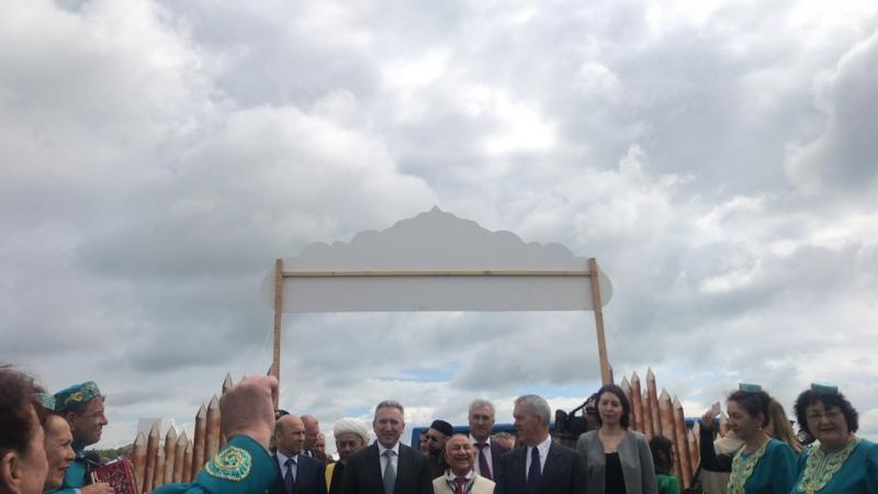 Сабантуй 2018 / Тюменская область, село Нижняя Тавда