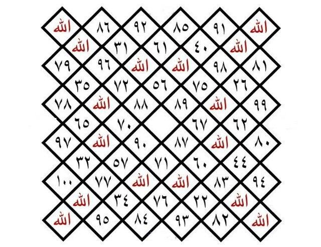 Арабский талисман для привлечения всяческих благ O5lwc8hC1_g