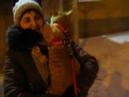 Вечерняя прогулка Кота и Енота