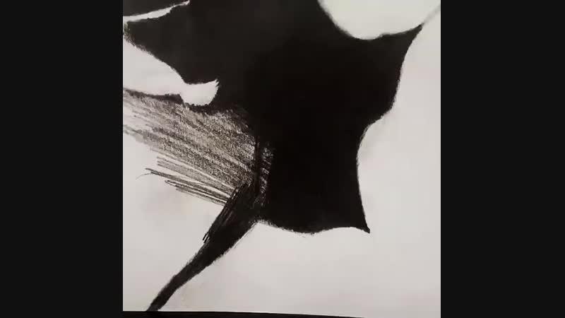 Портрет карандашом - Мерилин Монро