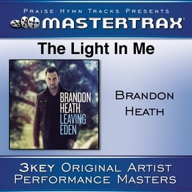 Brandon Heath альбом The Light In Me [Performance Tracks]