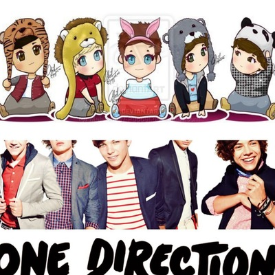One direction фанфик секси