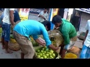 Baruipur City | Baruipur Town Road Side Lychee and Guava Market Near Flyover