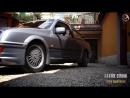 Ford Sierra RS Cosworth - Драйверские опыты Давида Чирони