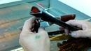Сьемка на камеру EKEN H9R охотничьего ножа.