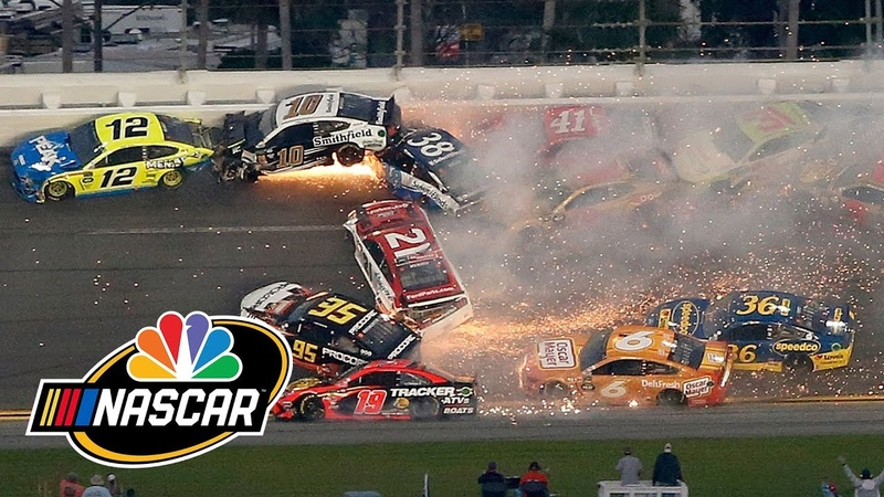 NASCAR Cup Series Daytona 500 2019 | EXTENDED HIGHLIGHTS | Motorsports on NBC