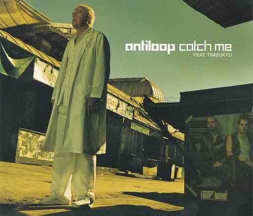 Antiloop альбом Catch Me