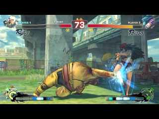 OPSS 4 (31.01.15) USF4 Loosers Anju (Rufus) vs flcl (Poison)
