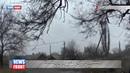 Канонада раздается в одном из районов Донецка среди белого дня