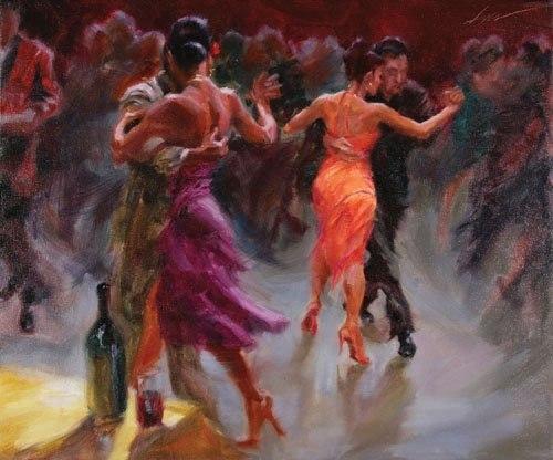 Аргентинское Танго и