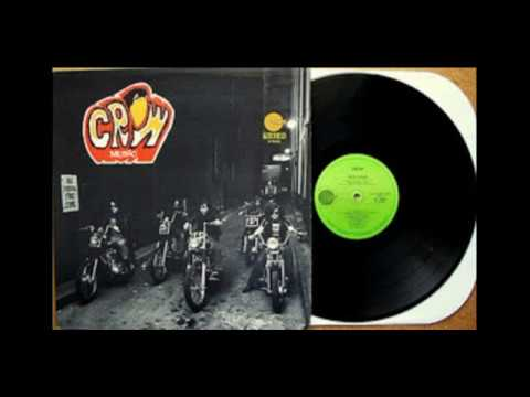 Crow Crow Music 1969 USA, Hard Blues Rock